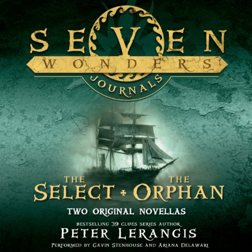 Seven Wonders Journals audiobook cover art
