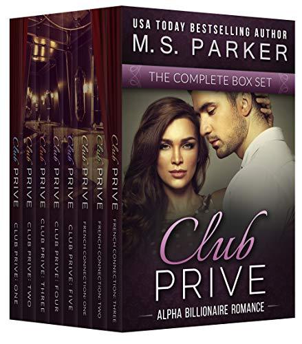Club Prive Complete Series Box Set
