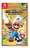 Foto Mario + Rabbids Kingdom Battle - Gold - Nintendo Switch