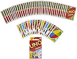 Board Games and Card Games - Uno Junior