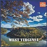 West Virginia Landscape Calendar 2022: Official West Virginia State Calendar 2022, 16 Month Calendar 2022
