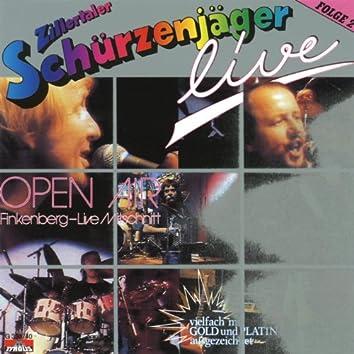 Open Air Finkenberg / Live-Mitschnitt Folge 2
