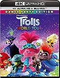 Trolls 2 : Tournée Mondiale - Edition 4k + Blu Ray [Blus Ray] [Blu-ray]