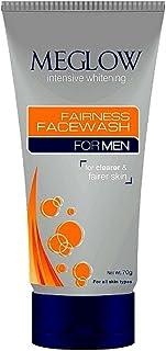 Meglow Intensive Whitening Fairness Facewash for Men(70gm)