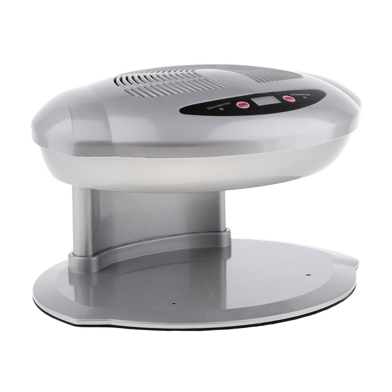 プロット決済タイヤPerfk ネイルファン ドライヤー ネイルアート プロ 自動センサー 乾燥機 暖かい 涼しい 空気ファン