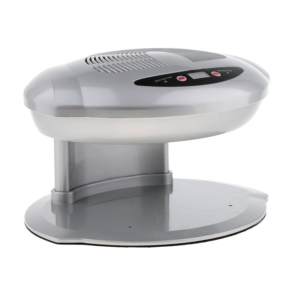 ご予約モーターキャラバンPerfk ネイルファン ドライヤー ネイルアート プロ 自動センサー 乾燥機 暖かい 涼しい 空気ファン