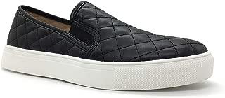 Best black flat slip on shoes Reviews