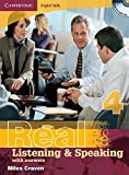 Cambridge English Skills Real Listening and Speaking 4 with Answers and Audio CD: 0 (Cambridge Exams Publishing)