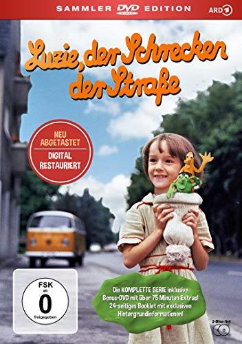 Luzie, der Schrecken der Straße - Die komplette Serie (Sammler - Edition, digital restauriert)