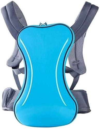 Selles bébé multifonctionnelles Selles bébé multi-fonctions Sangle taille 4 saisons universelles Back-up universelle pour bébé, tenant un artefact pour bébé, bleu clair