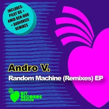 Random Machine EP (Remixes)
