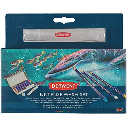 DERWENT Kit de lavage à encre TAAITWASS