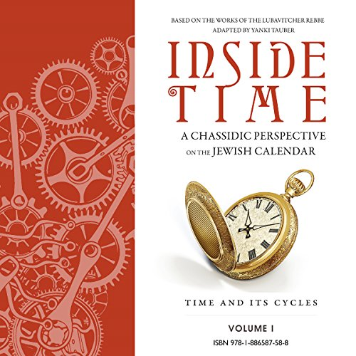 Inside Time audiobook cover art
