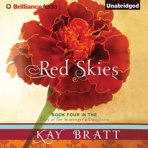 Red Skies audiobook cover art