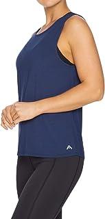 Rockwear Activewear Women's Devote Cross Strap Back Tank from Size 4-18 for Singlets Tops