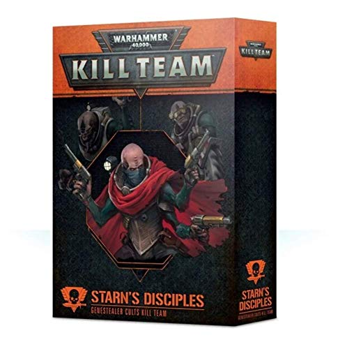 Warhammer 40K: Kill Team Starn`s Disciples