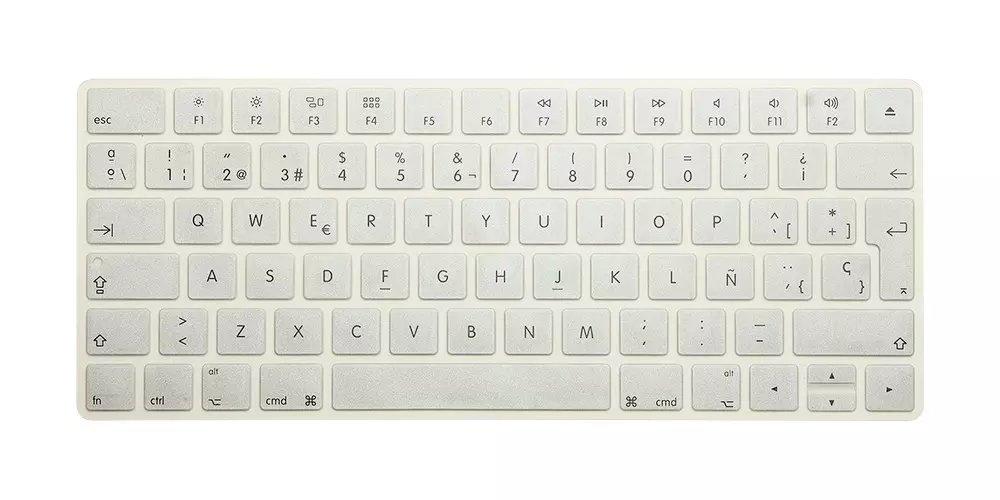 Wayes - española Magic Keyboard Cubierta del Teclado/Keyboard Cover para Nuevo Teclado inalámbrico: Amazon.es: Electrónica