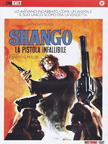 Shango La Pistola Infallibile [Italia] [DVD]