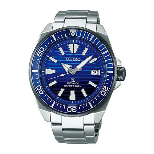 Best Dive Watches Under $300 - Seiko Prospex SRPC93 Samurai Diving Men's Watch