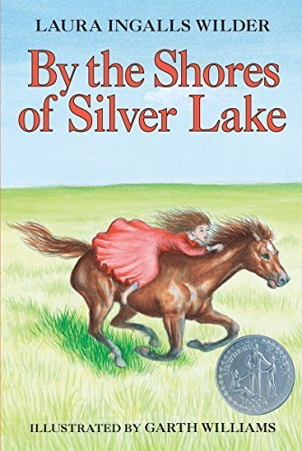 By the Shores of Silver Lake (Little House) by Wilder, Laura Ingalls (2008) Paperback