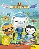 Los Octonautas. Libroaventuras: Incluye un libro de actividades, figuras y un tapete gigante