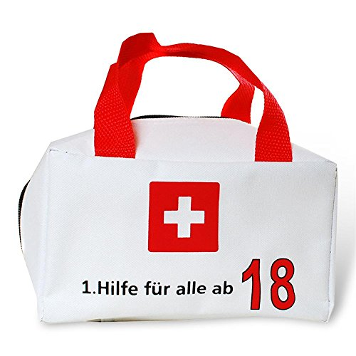 'HC di Handel 923725tasche 1. Aiuto per alle AB 18poliestere 11x 19cm