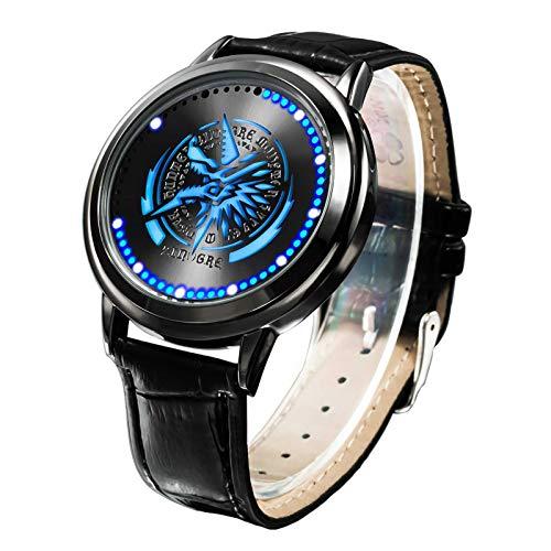 Wildforlife Monster Hunter Zinogre Colecionador Edição Touch LED Relógio