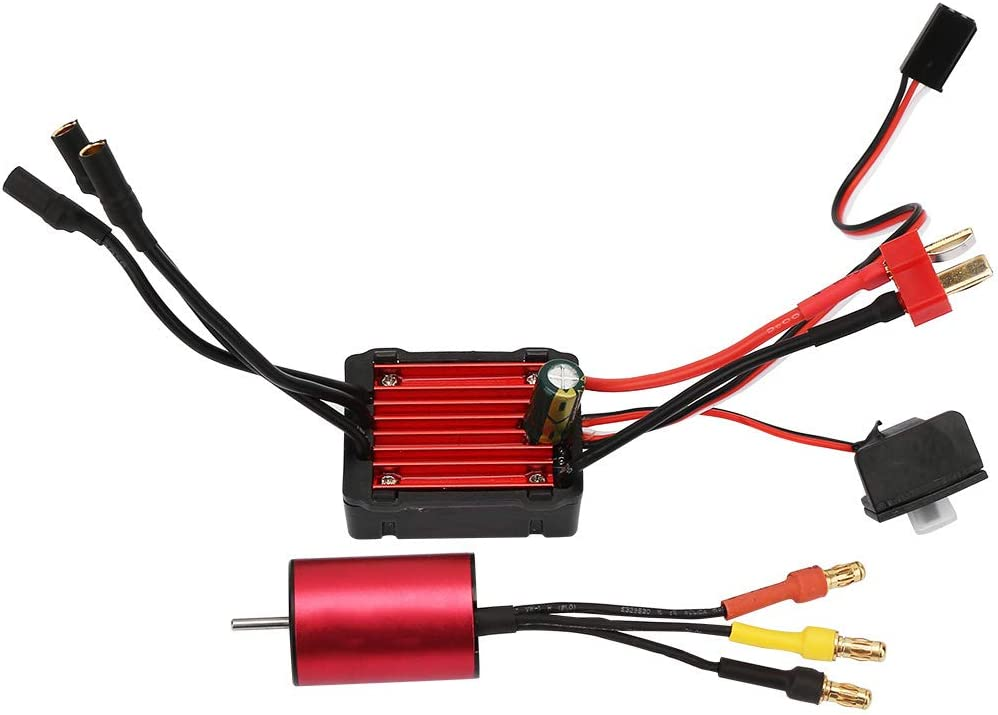 Haokaini RC Ranking TOP10 Car Indianapolis Mall Replacement Parts 4500KV KS25A Motor 2030 Waterp