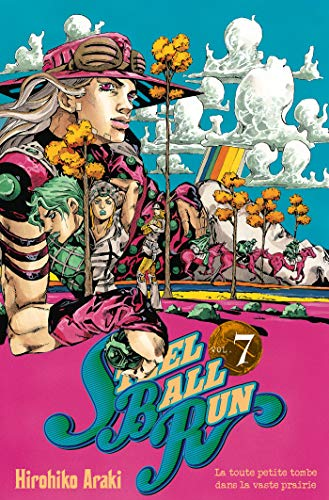 Jojo's - Steel Ball Run T07