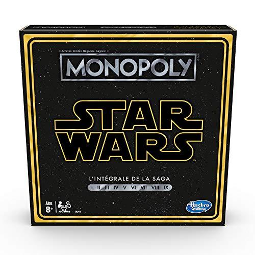 Monopoly Star Wars Saga - Brettspiel - Brettspiel - Französische Version