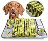 ToBu Line Schnüffelteppich Hunde - Interaktives Hundespielzeug Intelligenz fördernd -...