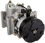 Saturn Vue A/C Compressor Clutches & Components - Four Seasons 98554 New AC Compressor