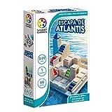 smart games- Escapa de Atlantis, Multicolor (Lúdilo SG442ES)