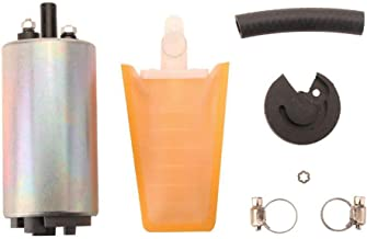 LAMDA FE0231 High Performance Electric Fuel Pump with Installation Kit Fit Multiple Models E8235