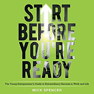 Start Before You're Ready audiobook cover art