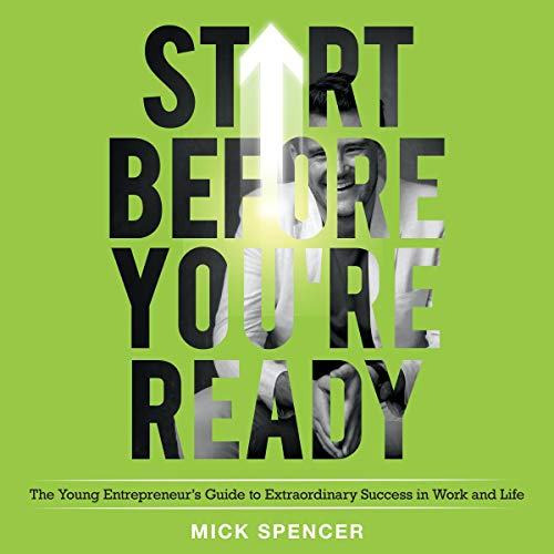 Start Before You're Ready cover art