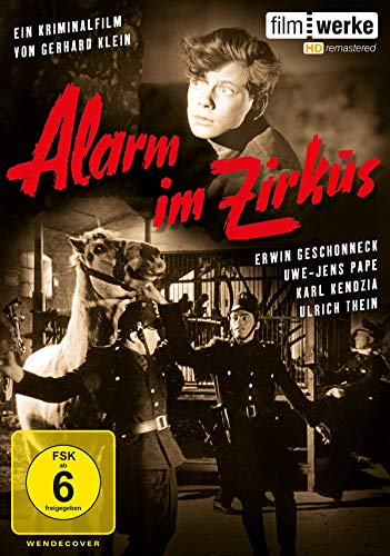 Alarm im Zirkus