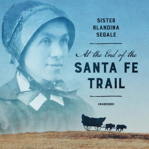Couverture de At the End of the Santa Fe Trail