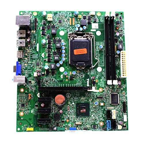 Dell Optiplex 390 Mainboard Intel H61 Micro ATX DP/N 0M5DCD So 1156