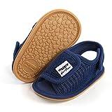 Sandalias Verano Bebé Niños Niñas Playa Suela Blanda Antideslizantes Bebé Primeros Zapatos