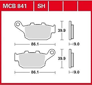 Bremsbelag TRW organischer Allround-Bremsbelag CB 650 F ABS RC75 14-15 hinten
