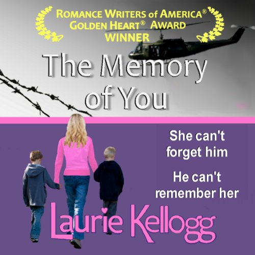 The Memory of You audiobook cover art