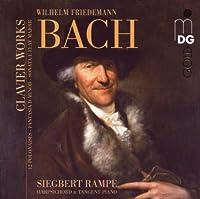 W. F. Bach: Clavier Works (2010-01-26)