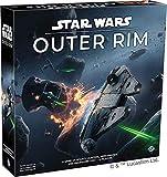 Fantasy Flight Games FFGSW06 Star Wars: Outer Rim, Multicoloured