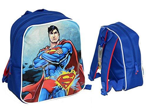 Zaino Asilo Superman