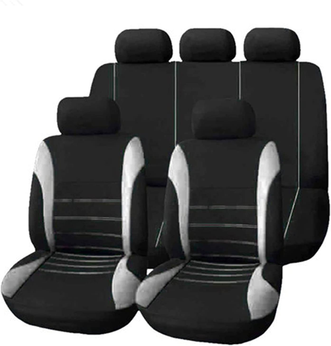 Carrfan 9 Pcs Car Seat Cover 2021 spring and summer new Sea Vehicle Max 69% OFF Protective Four Cushion