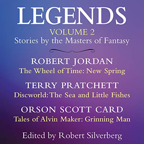 Couverture de Legends