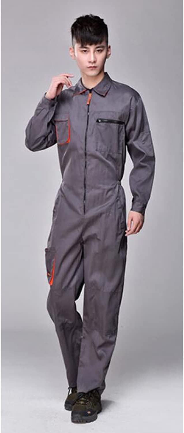 Work Overalls Free shipping New Uniforms Men Max 75% OFF Women Car Wo Repair Coveralls Working