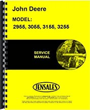 John Deere 2955 3055 3155 3255 Tractor Service Manual (JD-S-TM4449)