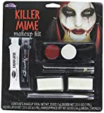 Morris & Co Killer Mime Makeup Kit, 5222 km, Fun World (US)